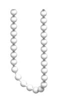 Kunststof ketting (standaard -in de systeemkleur )