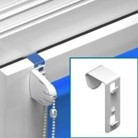 Metalen kiepkantel beugel (kort). Klembereik 14-19 mm - niet geschikt voor houten ramen [ +€ 5,00 ]