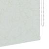 Afbeelding van Standaard maat rolgordijn Wit bloem Verduisterend