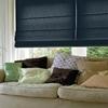 Afbeelding van Vouwgordijnen goedkoop op maat Donker blauw - RhodeIsland503