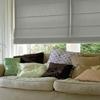 Afbeelding van Vouwgordijnen goedkoop op maat Licht grijs - RhodeIsland505