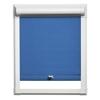 Afbeelding van Rolgordijn Smartfit verduisterende stof - Blauw