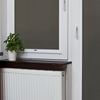 Afbeelding van Rolgordijn klik en klaar smartfit semi-transparant - Grijsbruin