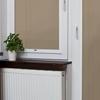 Afbeelding van Rolgordijn klik en klaar smartfit semi-transparant - Creme