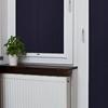 Afbeelding van Rolgordijn klik en klaar smartfit semi-transparant - Donker blauw