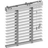 Jaloezieen Aluminum 50mm met ladderband