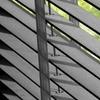 houten jaloezieen 50mm kleur zwart