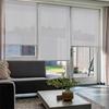 Afbeelding van Rolgordijn op maat goedkoop - Wit parel Semi transparant