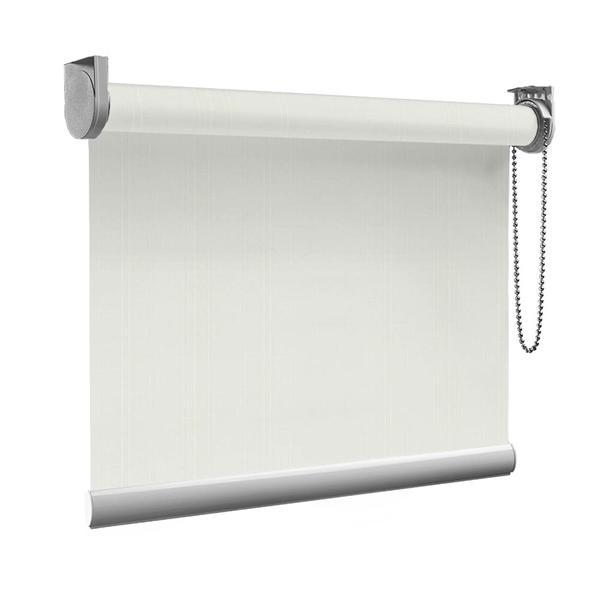 Afbeelding van Standaard Rolgordijn op maat - Crème Transparant