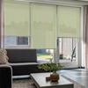 Afbeelding van Rolgordijn Breed Montagesteunen - Lichtgroen pastel dream Semi transparant
