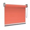 Afbeelding van Rolgordijn Breed Montagesteunen - Roze/Rood Semi transparant