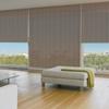 Afbeelding van Rolgordijn op maat Brede ramen - Bruin chocomel Transparant