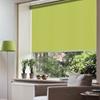 Afbeelding van Rolgordijn op maat met Montageprofiel - Licht limegroen sol Verduisterend