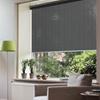 Afbeelding van Rolgordijn op maat met Kliksysteem - Ouderwets grijs Semi transparant