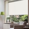 Afbeelding van Rolgordijn op maat met Kliksysteem - Wit beige Semi transparant