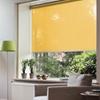 Afbeelding van Rolgordijn op maat met Kliksysteem - Oranje naranja Semi transparant